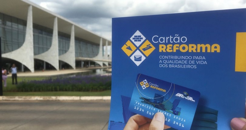 Limites Financeiros para o Programa Cartão Reforma/2018